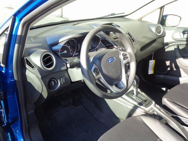 2019 Ford Fiesta SE Automatic Sedan FWD 1.6L I4 Ti-VCT Engine 4 Door