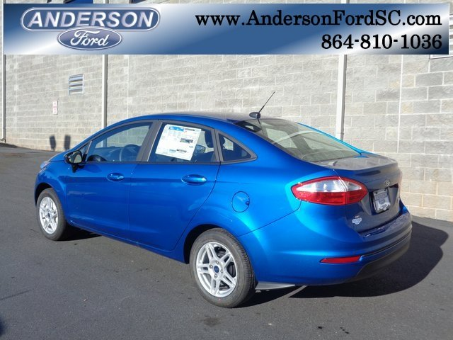 2019 Ford Fiesta SE FWD Automatic 4 Door Sedan