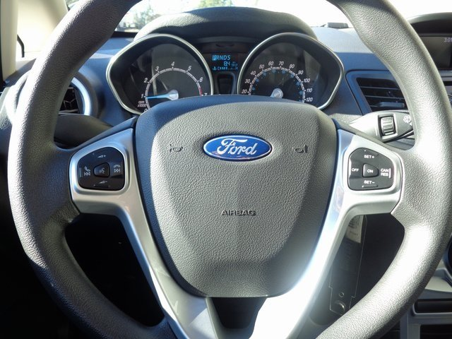 2019 Ford Fiesta SE Sedan Automatic FWD 1.6L I4 Ti-VCT Engine 4 Door