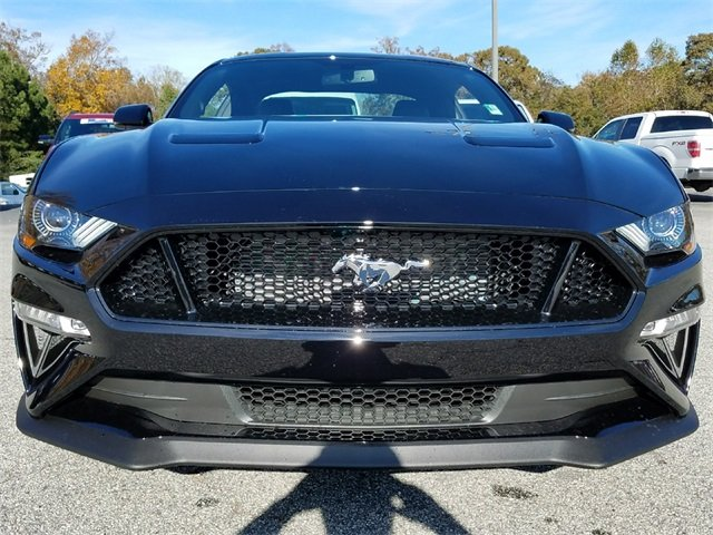 2018 Ford Mustang GT Premium Manual 2 Door Sedan