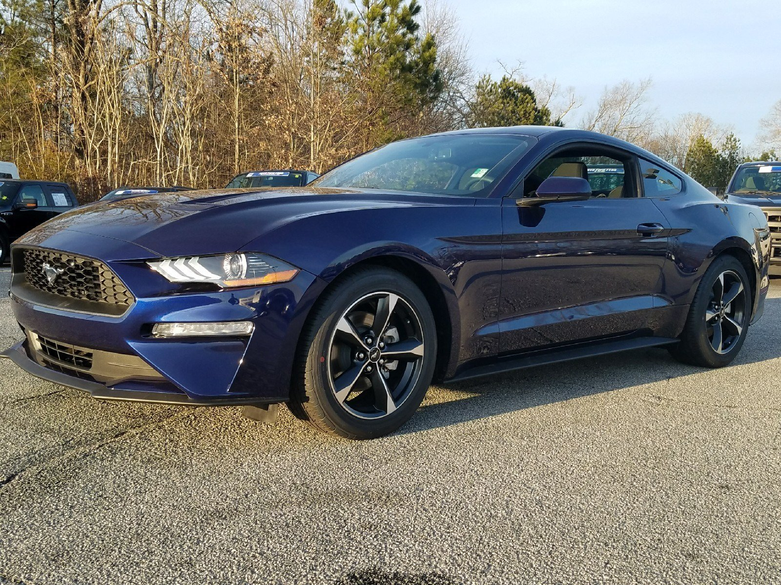 2018 Ford Mustang Ecoboost 2 Door RWD Automatic 2.3L EcoBoost Engine