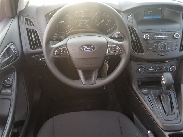 2018 Ford Focus S Sedan I4 Engine Automatic