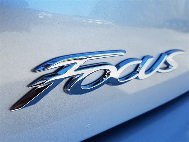 2018 Ford Focus SE Automatic Sedan I4 Engine FWD