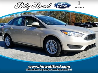 2018 Ford Focus SE Sedan 2.0L Ti-VCT GDI I-4 Engine FWD
