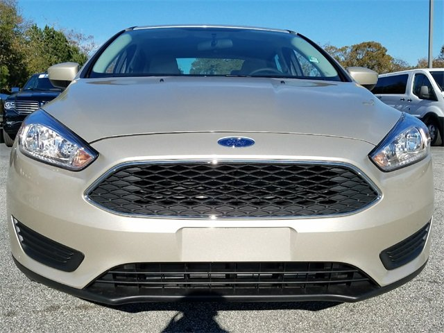 2018 Ford Focus SE I4 Engine FWD 4 Door Sedan Automatic