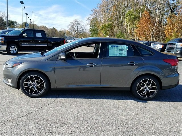 2018 Ford Focus SEL Sedan Automatic FWD 4 Door 2.0L Ti-VCT GDI I-4 Engine