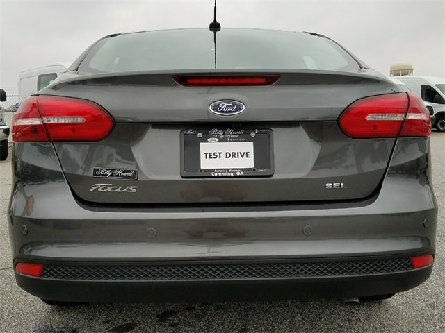 2018 Ford Focus SEL 2.0L Ti-VCT GDI I-4 Engine 4 Door Automatic FWD