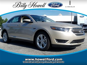 2018 Ford Taurus SEL Sedan FWD 4 Door Automatic 3.5L Ti-VCT V6 Engine