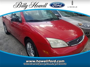 2007 Ford Focus SE Automatic 4 Door Duratec 2.0L I4 DOHC Engine Sedan FWD