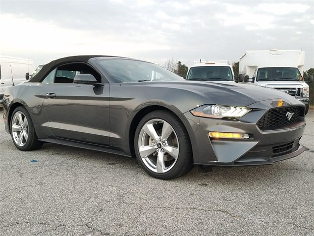 2018 Ford Mustang EcoBoost Premium RWD Automatic 2 Door