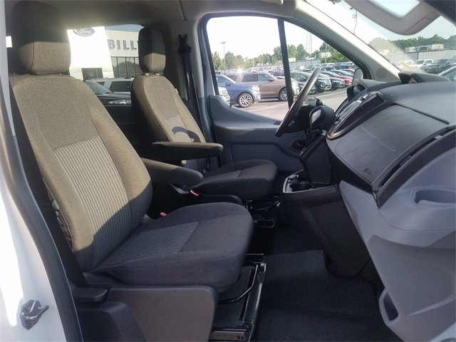 2017 Ford Transit-350 XLT Automatic RWD 3 Door 3.7L V6 Ti-VCT 24V Engine