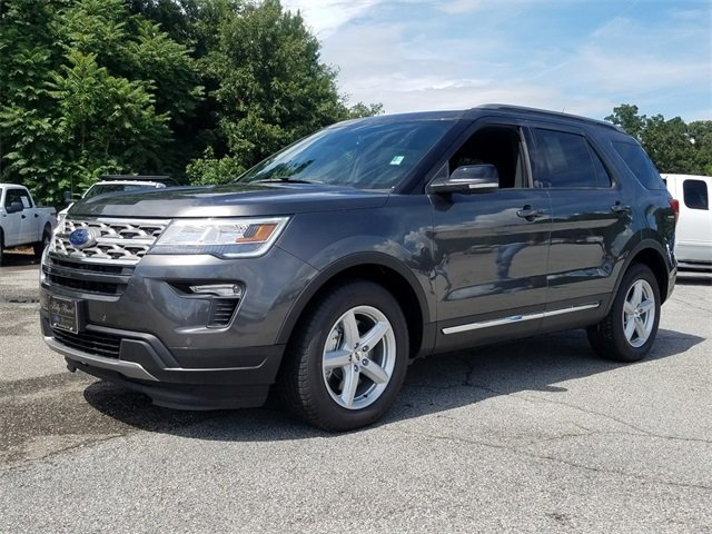 2018 Ford Explorer XLT FWD 4 Door 3.5L V6 Ti-VCT Engine SUV