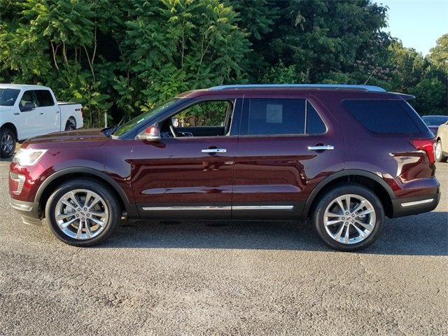2018 Ford Explorer Limited FWD 4 Door SUV