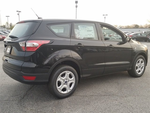 2018 Ford Escape S 2.5L iVCT Engine SUV FWD Automatic 4 Door