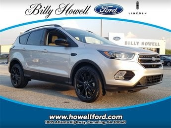 2018 Ford Escape SE 4 Door SUV FWD