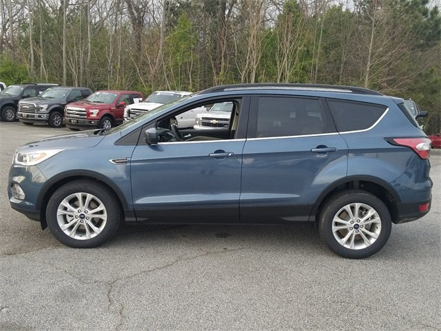 2018 Ford Escape SEL EcoBoost 1.5L I4 GTDi DOHC Turbocharged VCT Engine 4 Door Automatic FWD