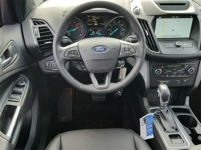 2018 Ford Escape SEL FWD SUV Automatic EcoBoost 1.5L I4 GTDi DOHC Turbocharged VCT Engine 4 Door