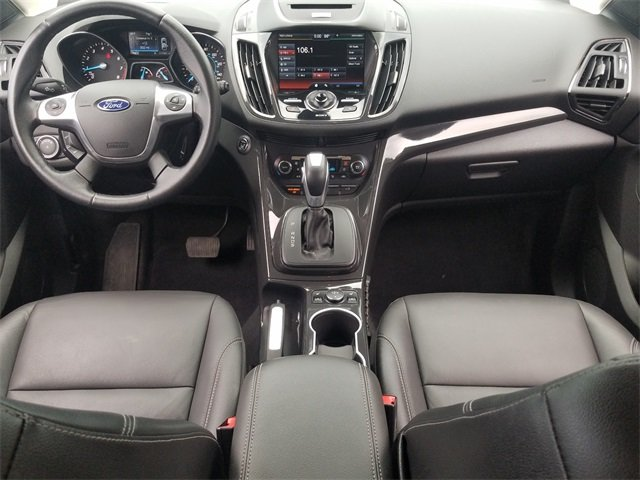 2015 Ford Escape Titanium Automatic FWD 4 Door