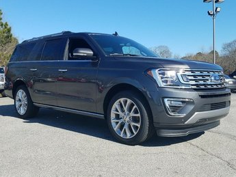 2018 Ford Expedition Limited 3.5L EcoBoost V6 Engine with Auto Start-Stop Technology 4 Door SUV Automatic