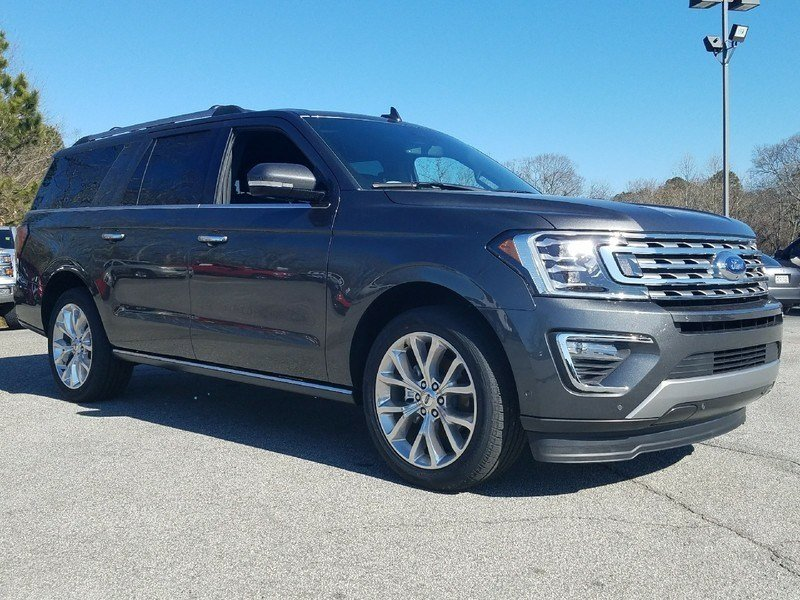 2018 Ford Expedition Limited 3.5L EcoBoost V6 Engine with Auto Start-Stop Technology SUV 4 Door