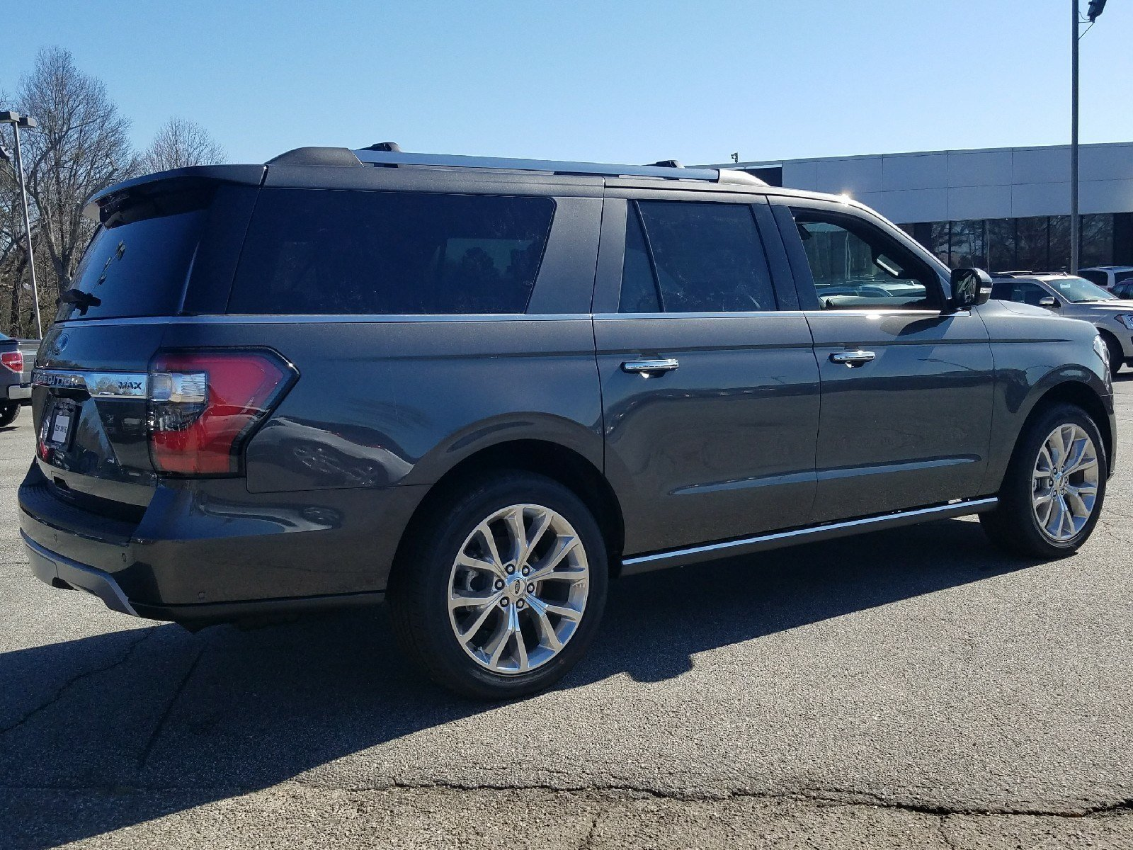 2018 Ford Expedition Limited 4 Door 3.5L EcoBoost V6 Engine with Auto Start-Stop Technology Automatic RWD SUV
