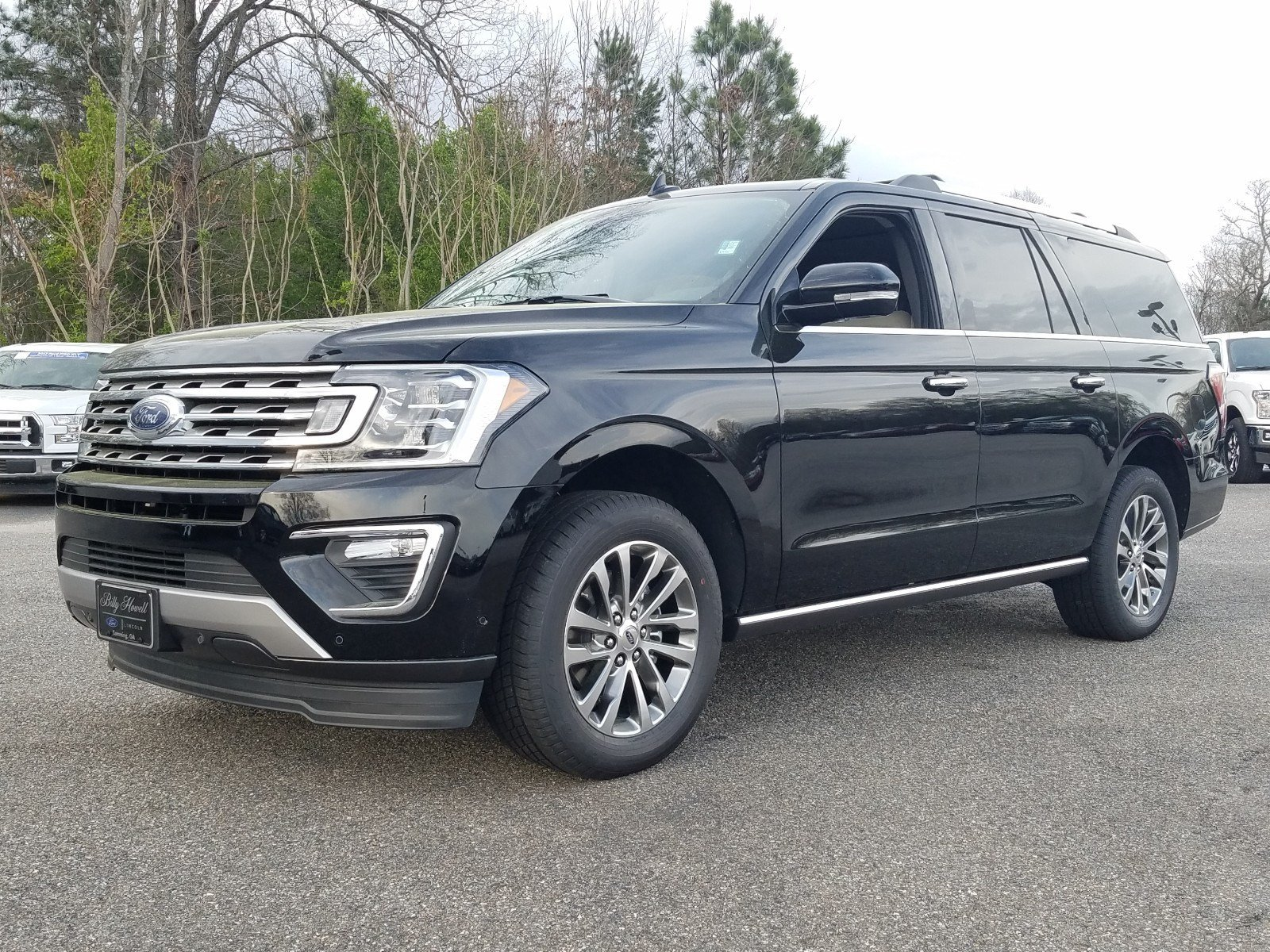 2018 Ford Expedition Limited 3.5L EcoBoost V6 Engine with Auto Start-Stop Technology SUV RWD 4 Door Automatic