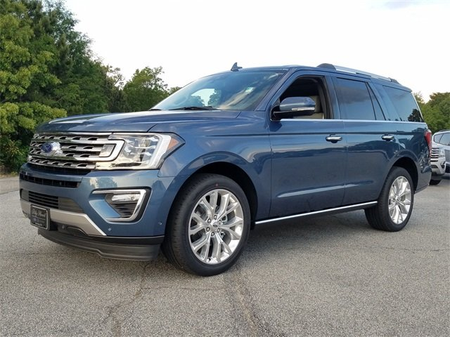 2018 Ford Expedition Limited SUV Automatic 4 Door