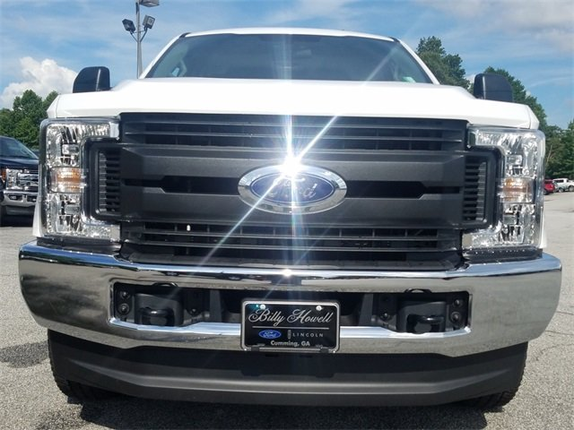 2018 Ford Super Duty F-250 SRW XL 4X4 4 Door Automatic Truck