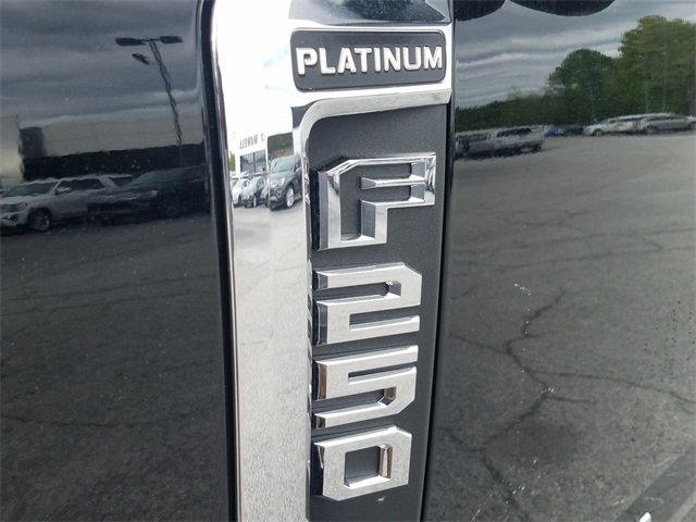 2018 Ford Super Duty F-250 SRW Platinum 4X4 Automatic Truck