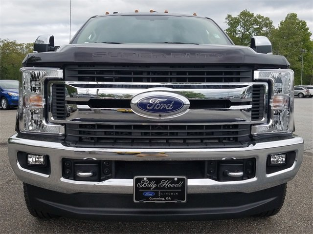 2018 Magma Red Metallic Ford Super Duty F-350 DRW XLT 4 Door 4X4 Truck Power Stroke 6.7L V8 DI 32V OHV Turbodiesel Engine Automatic