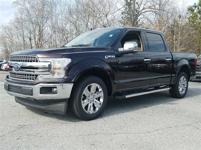 2018 Ford F-150 Lariat Automatic 4 Door 5.0L V8 Ti-VCT Engine RWD Truck