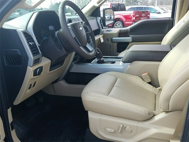 2018 Ford F-150 Lariat RWD Truck 4 Door Automatic 5.0L V8 Ti-VCT Engine
