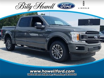 2018 Lead Foot Ford F-150 XLT 4 Door RWD 5.0L V8 Ti-VCT Engine Automatic Truck