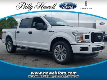 2018 Ford F-150 XL Automatic 4 Door 5.0L V8 Ti-VCT Engine RWD Truck