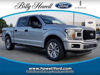2018 Ford F-150 XL RWD Automatic 4 Door Truck 5.0L V8 Ti-VCT Engine