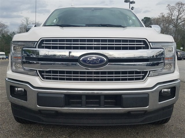 2018 Ford F-150 Lariat RWD Automatic 4 Door