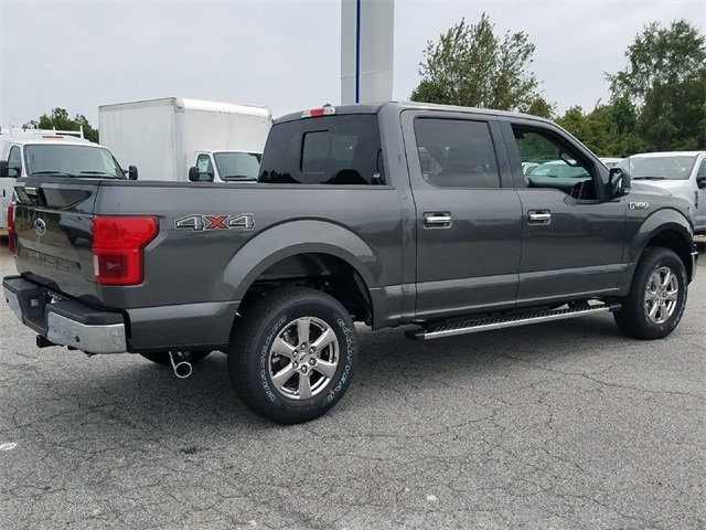 2018 Ford F-150 XLT 5.0L V8 Engine 4 Door Automatic Truck 4X4