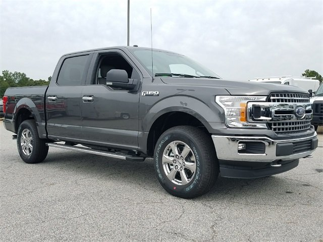2018 Ford F-150 XLT 4 Door Automatic 4X4 Truck