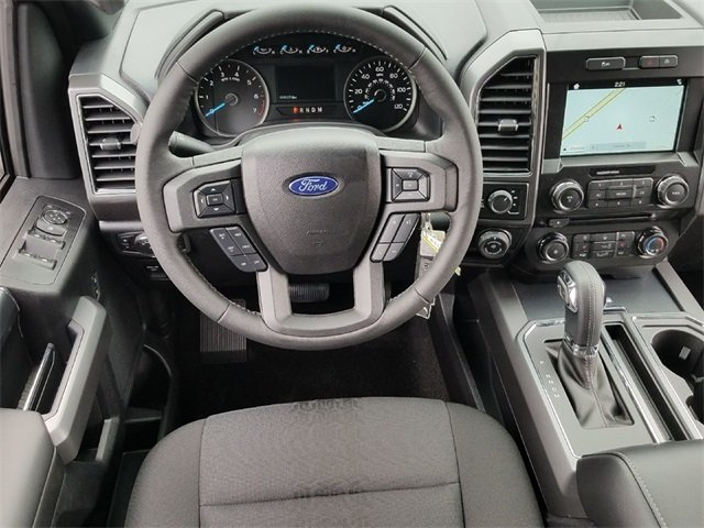 2018 Ford F-150 XLT 4 Door 4X4 5.0L Ti-VCT V8 engine with Auto Start/Stop Technology
