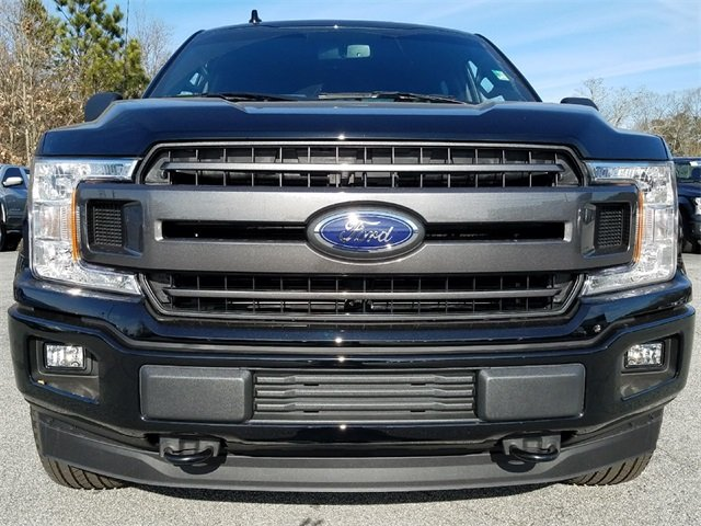 2018 Ford F-150 XLT Automatic Truck 4 Door 4X4