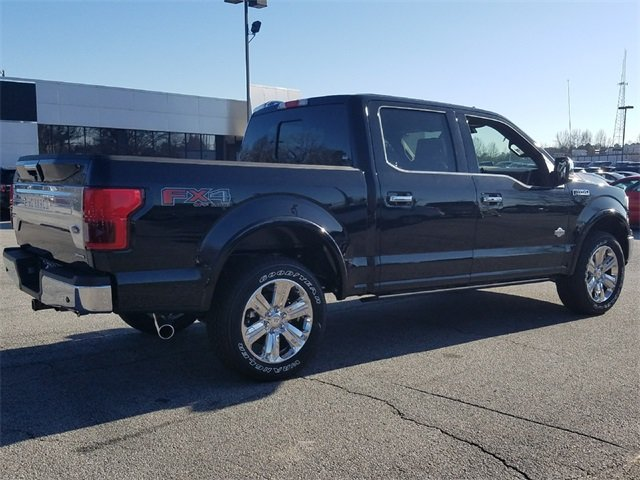2018 Shadow Black Ford F-150 King Ranch Automatic Truck 4 Door