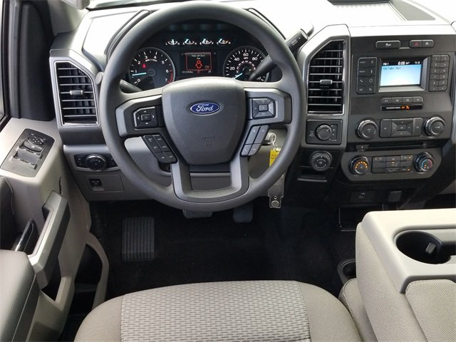 2018 Magnetic Metallic Ford F-150 XLT 4 Door EcoBoost 3.5L V6 GTDi DOHC 24V Twin Turbocharged Engine Automatic