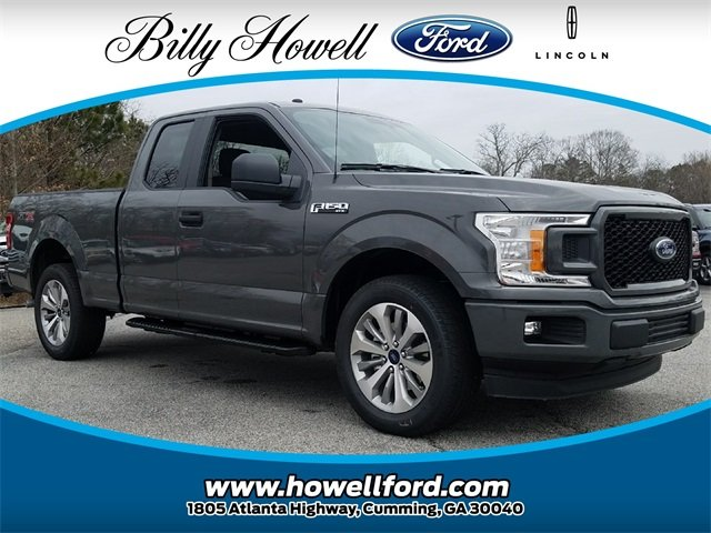 2018 Ford F-150 XL Truck RWD 4 Door 5.0L Ti-VCT V8 engine with Auto Start/Stop Technology