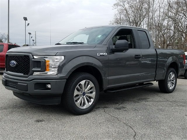 2018 Ford F-150 XL 5.0L Ti-VCT V8 engine with Auto Start/Stop Technology Automatic Truck