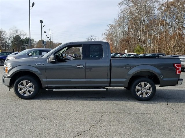 2018 Ford F-150 XLT 4 Door 3.3L V6 Ti-VCT 24V Engine RWD Truck