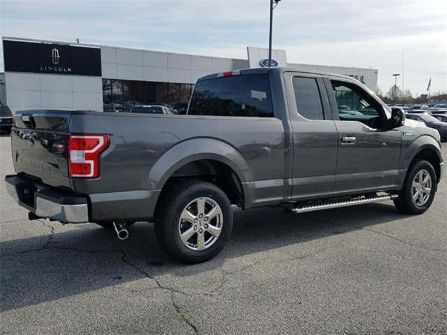 2018 Ford F-150 XLT Automatic 4 Door RWD Truck