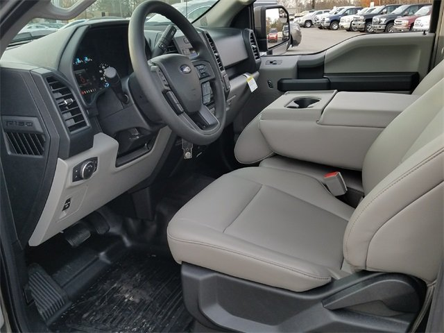 2018 Ford F-150 XL Truck Automatic 3.3L Ti-VCT V6 engine with Auto Start/Stop Technology 2 Door