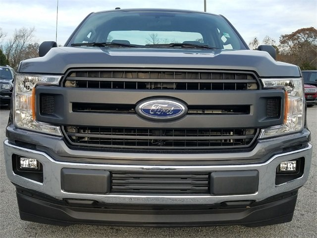 2018 Magnetic Ford F-150 XL Automatic RWD Truck 2 Door