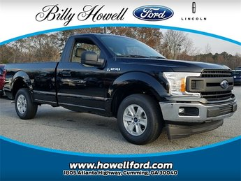 2018 Ford F-150 XL 2 Door RWD Truck 3.3L Ti-VCT V6 engine with Auto Start/Stop Technology Automatic