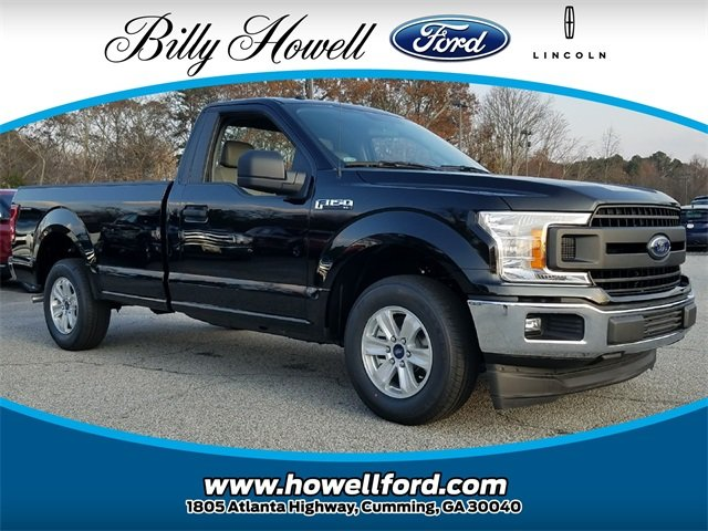 2018 Ford F-150 XL 3.3L Ti-VCT V6 engine with Auto Start/Stop Technology 2 Door Truck RWD Automatic